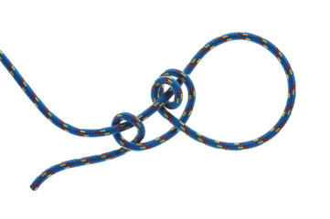 ロープの結び方