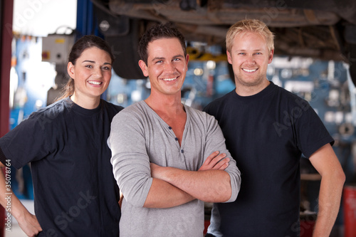 Mechanic Team