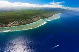Fototapety ile de la Réunion