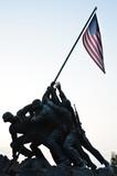 US Marine Corps Memorial in Washington DC USA