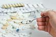 Tabletten Medizin