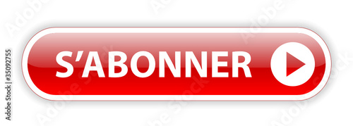 Bouton Web S'ABONNER (je m'abonne inscription abonnement rouge)