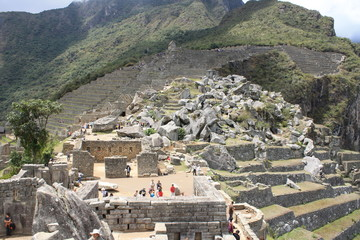 Machu Picchu(Peru)