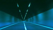 tunnel abstract speed 13