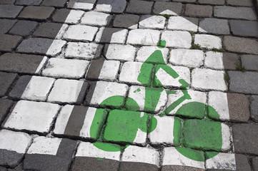 signalisation pour vélos