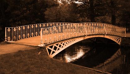 Victorian looking bridge