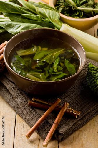 Zuppa di Coste - Bietole
