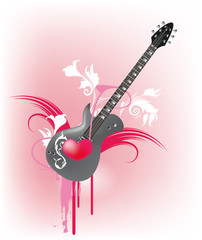 Gitarre für Mädchen