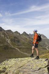 Bergsteigerin #3