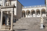 monastery of Monte Cassino in Italy
