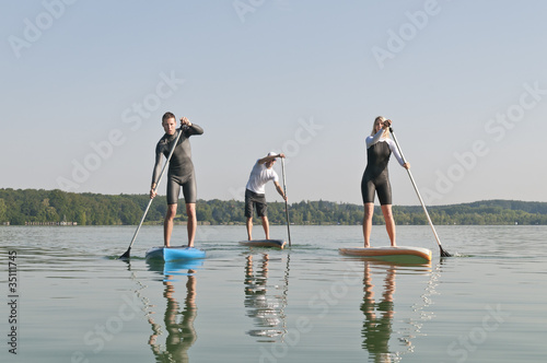 Wassersport SUP
