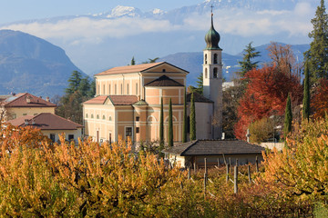 Autumn in Trentino