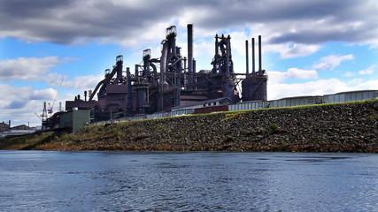 Bethlehem Steel Factory
