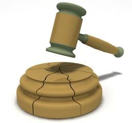 концепт судейская ошибка