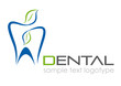 Logo dental, homeopathic treatment # Vector