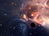 Fototapete Astronomisches - Abstrakt - Hintergrund
