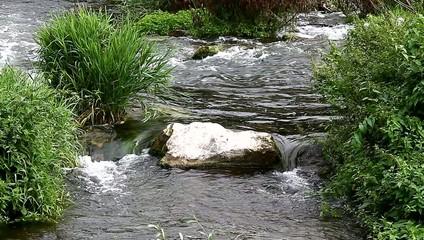 Wasser Landschaft / Full HD Video