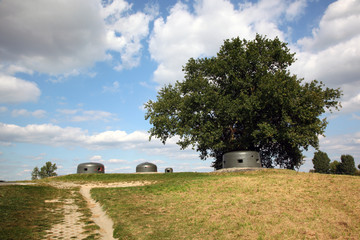 The Miedzyrzecz Fortification Region - MRU at Pniewo, Poland