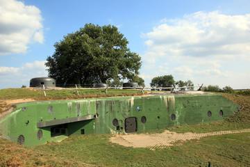 The Miedzyrzecz Fortification Region - MRU at Pniewo, Poland