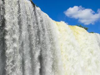 Foz du Iguacu, waterfall, Wasserfall