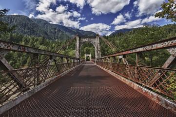 Stahlbrücke #1