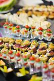 Fototapety buffet food closeup