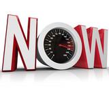 Now Speedometer Racing to Beat Urgent Deadline poster