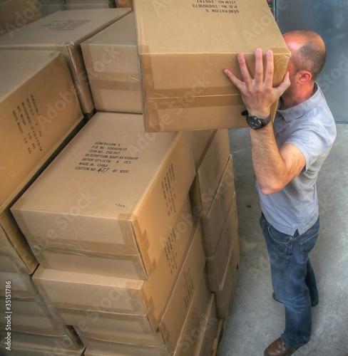 logistique - magasinier