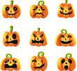 Pumpkins expressions