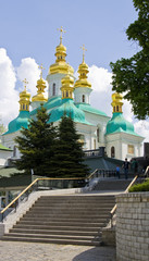 Kiev, Ukraine, Kievo-Pecherskaya lavra monastery