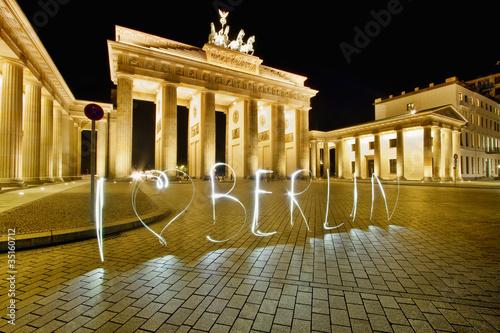 Fototapeten,berlin,nacht,hauptstadt,geschichte