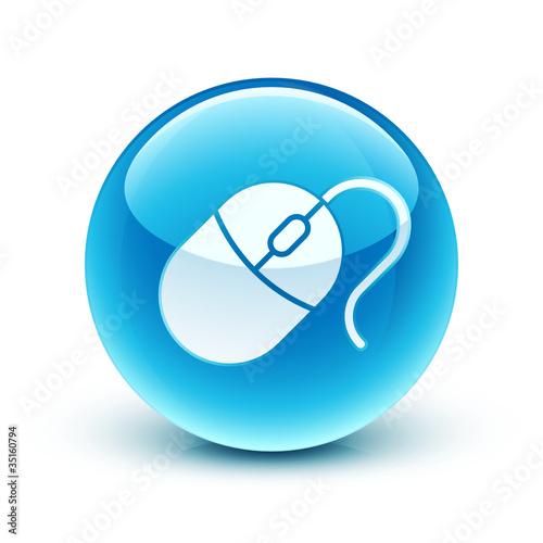 icône souris ordinateur / cursor icon