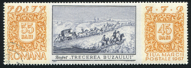 Crossing the Buzau