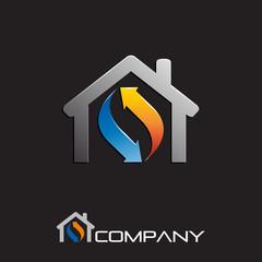 Logo Air conditioning # Vector