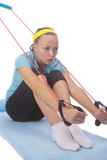 muscle-strengthening exercises poster