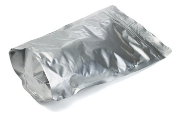 Sealed aluminum foil bag