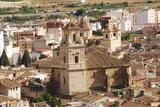 iglesias Caravaca de la Cruz Murcia poster