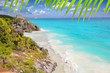 ancient Mayan ruins Tulum Caribbean turquoise