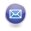 blue icon mail
