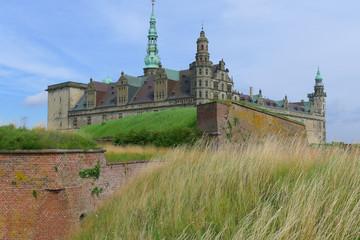 chateau au Danemark
