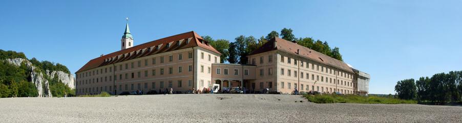Panorama Kloster Weltenburg
