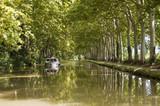 Croisière sur le canal du midi - France