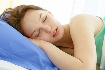 Femme - Le sommeil