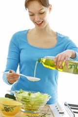 Huille d'olives - Assaisonnement