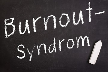 Burnout - Syndrom