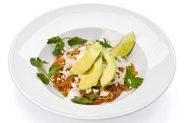 Mexican Style Pasta