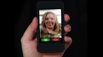 Video Chat Mobile Phone