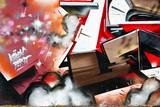Graffiti Detail - 35202781