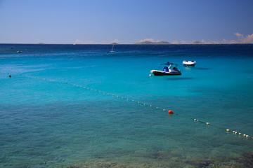 il mare trasparente di Murter - Croazia