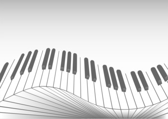 Keys piano